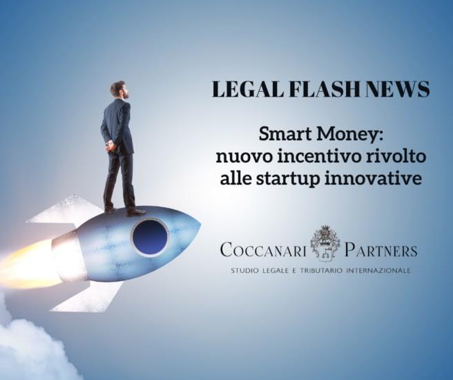 Smart Money: nuovo incentivoper lestartup innovative