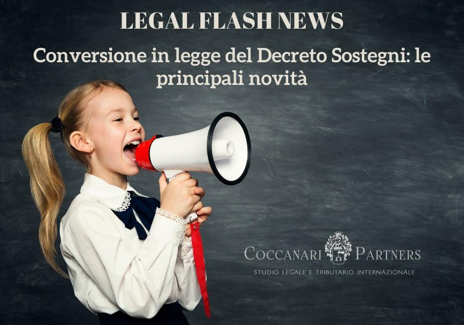 Conversione in legge del Decreto Sostegni: le principali novità